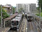 Kunimi_Station_train_exchanging_170604