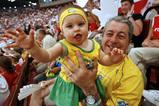 ブラジル応援