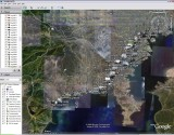 Picasa2+GoogleEarthの見せ方
