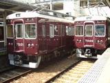 阪急7000系そろい踏み