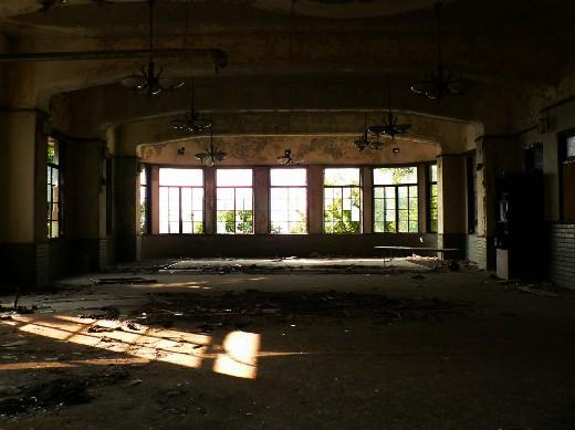 3階のホール