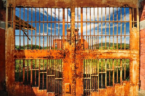 長崎刑務所解体2