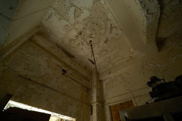 キッチン−天井