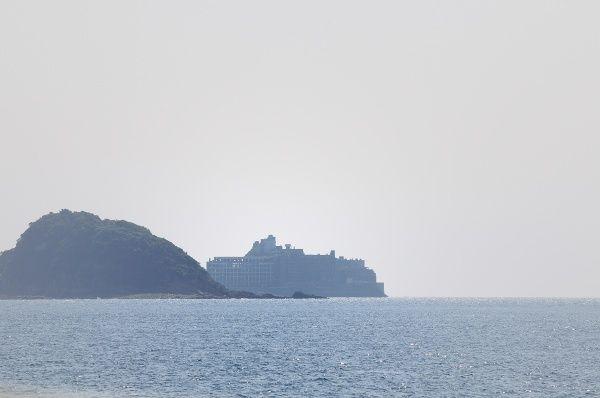 軍艦島ツアー7