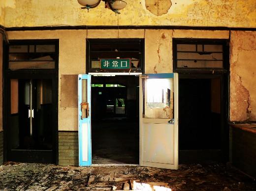 3階のホール入り口