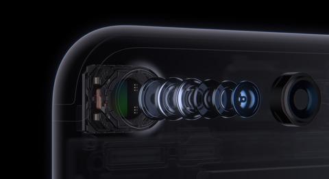 iPhone7カメラ