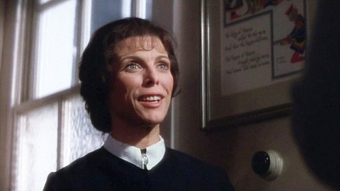 Billie Whitelaw omen