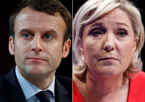 フランス大統領選挙o
