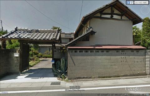熊谷殺人事件白石宅