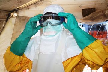 エボラ出血熱防護服