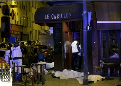 パリ同時多発テロカリオン2