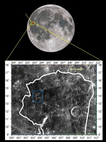 月面の竪穴3