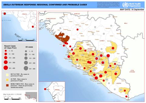 エボラ出血熱-map-16-sep-2014