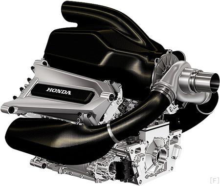 マクラーレン・ホンダエンジン7