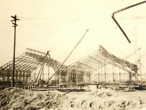 築地市場建設中5