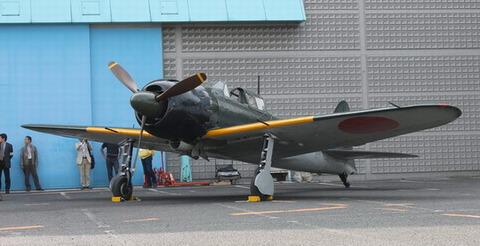 零戦日本再飛行