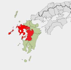 火の国地図