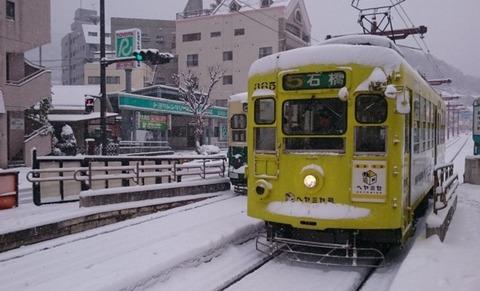 西日本大雪1
