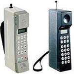 初期の携帯電話