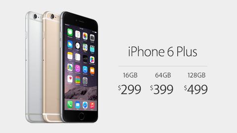 新型iPhonePlus