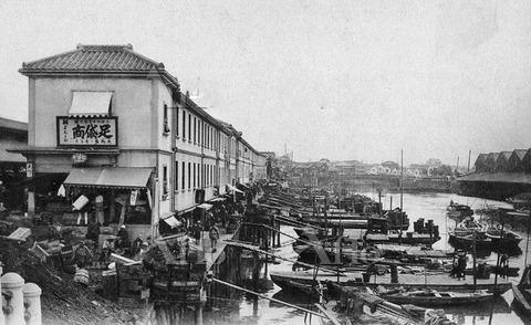 日本橋魚河岸1