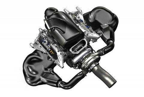マクラーレン・ホンダエンジン5