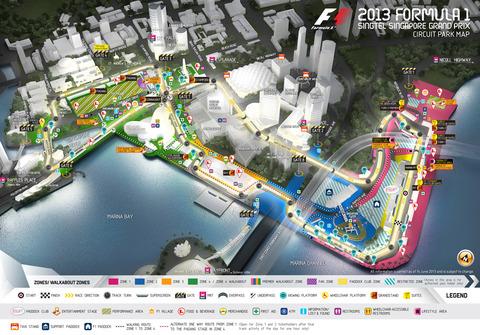 シンガポールGP2013_09_20_singapore_gp_map