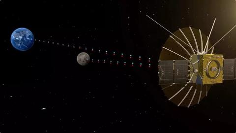 月の裏側着陸1