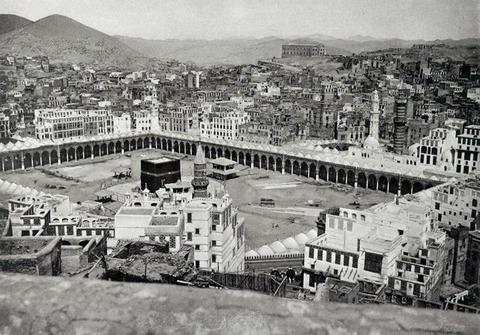 初期カーバ神殿