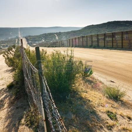 アメリカ・メキシコ国境2