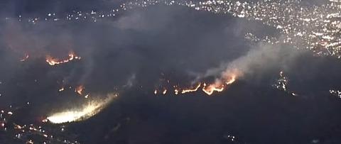 足利山火事2