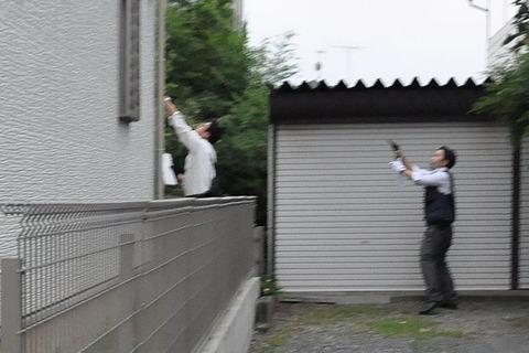 熊谷殺人事件立て篭もり1