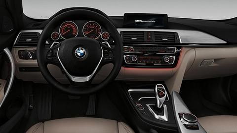 BMW318インパネ