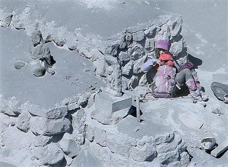 御嶽噴火生存者1