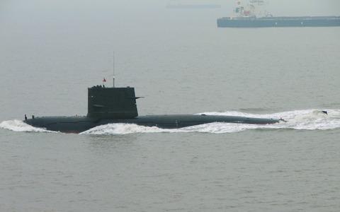 中国宋型潜水艦