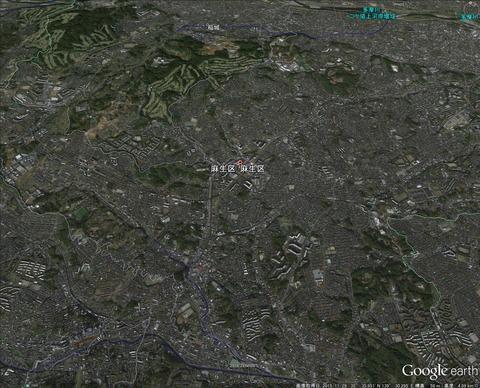 川崎市麻生区