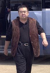 金正男成田