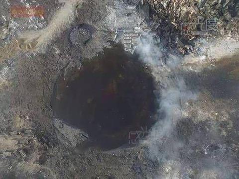 天津大爆発穴2