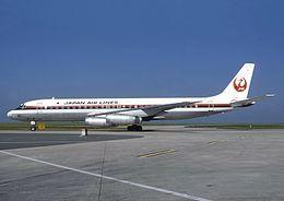 日本航空350便