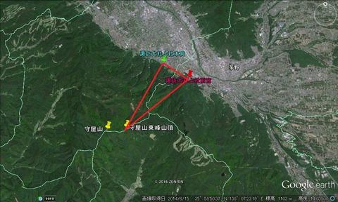 諏訪神社・守屋山1