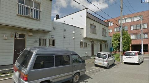 札幌重要参考人宅3