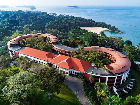 シンガポール・カペラリゾート