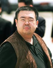 金正男成田2