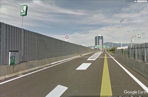 圏央道から東名厚木