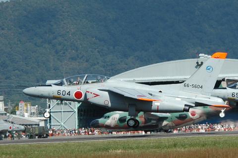 T-4練習機004