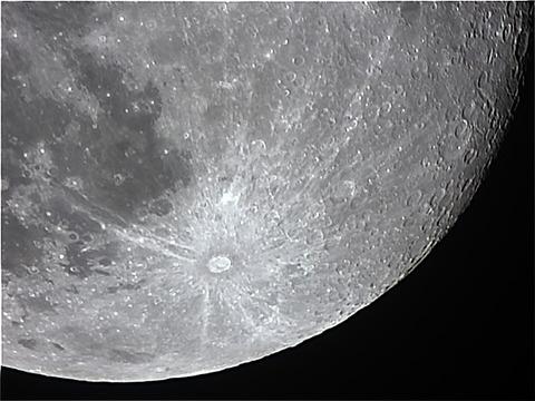 月ティコ・クレーター