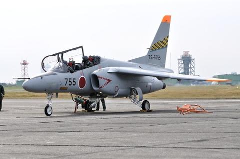 T-4練習機003