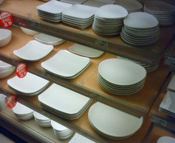 今回の料理で使ったお皿も 笑