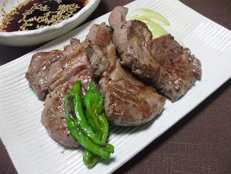 方 焼き ラム 肉