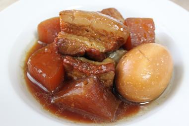 炊飯器で豚角煮レシピ
